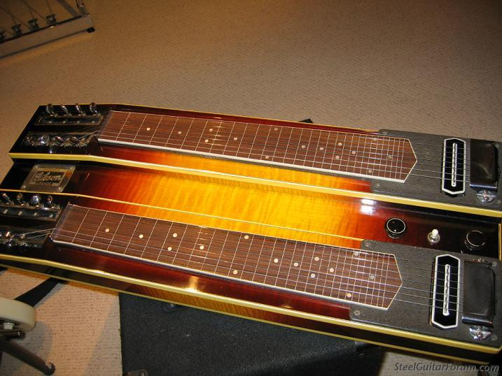 the steel guitar forum view topic 7 string tuning. Black Bedroom Furniture Sets. Home Design Ideas