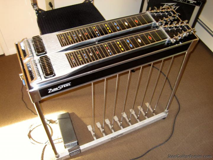 the steel guitar forum view topic for sale 1984 zumsteel d 10. Black Bedroom Furniture Sets. Home Design Ideas