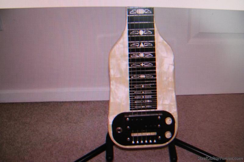 Here Are A Few Photos Of The National Lap Steel Guitar Seller Says It Is Studio Deluxe 40000