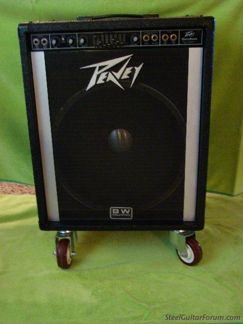 for sale peavey data bass amp the steel guitar forum. Black Bedroom Furniture Sets. Home Design Ideas