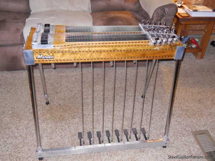 well i did it bought a pedal steel the steel guitar forum. Black Bedroom Furniture Sets. Home Design Ideas