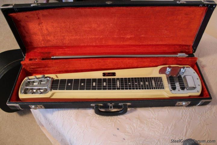 fender deluxe lap steel serial numbers