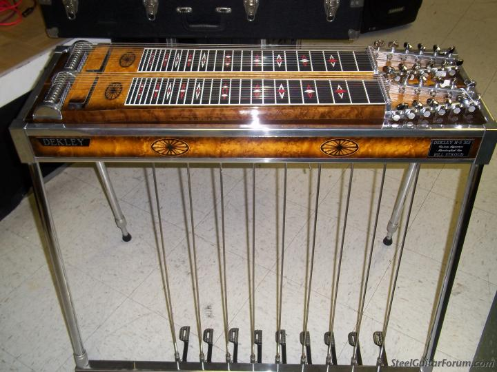 the steel guitar forum view topic a question about dekley steel guitars. Black Bedroom Furniture Sets. Home Design Ideas