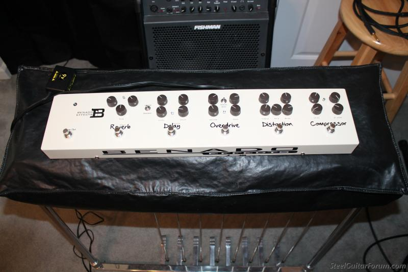 benado pb 1 pedal board for sale sold the steel guitar forum. Black Bedroom Furniture Sets. Home Design Ideas