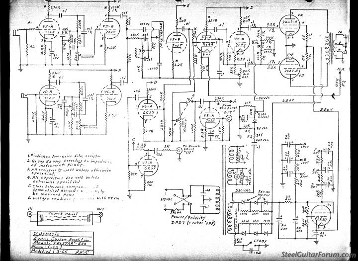7027 tube amp schematic wiring diagram the steel guitar forum view topic anyone seen this shobud tube 1 watt tube amp schematic 7027 tube amp schematic asfbconference2016 Images