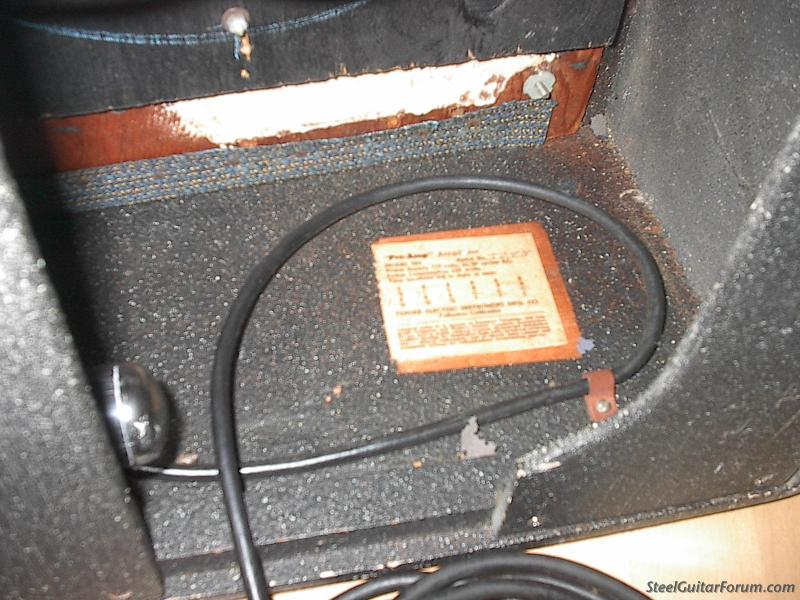 how to tell how old your guitar amp is