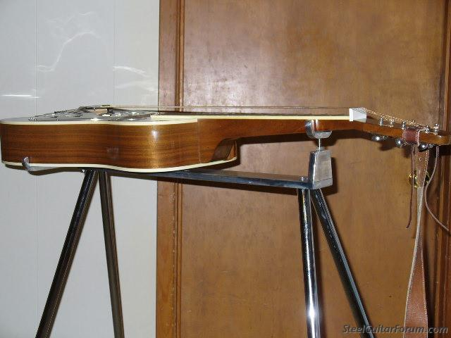 roeder custom dobro stand the steel guitar forum. Black Bedroom Furniture Sets. Home Design Ideas