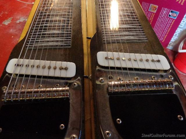 Help Identify these pickups : The Steel Guitar Forum