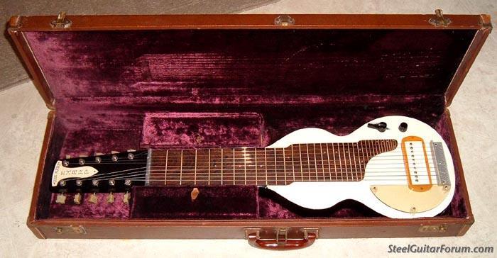 Author Topic: Alkire E-Harp - The Steel Guitar Forum