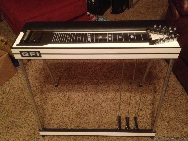 gfi sd 10 pedal steel guitar for sale pre ultra 3x4 the steel guitar forum. Black Bedroom Furniture Sets. Home Design Ideas
