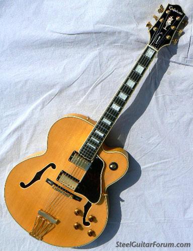 epiphone byrdland elitist for trade or sale the steel guitar forum. Black Bedroom Furniture Sets. Home Design Ideas