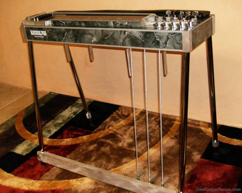 the steel guitar forum view topic simmons pedal steel. Black Bedroom Furniture Sets. Home Design Ideas