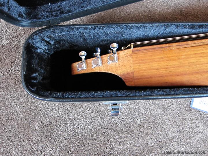 how to play acoustic lap steel guitar