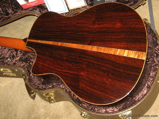 2008 TAYLOR Fall Limited Edition, Elec/Acoustic, BEAUTIFUL