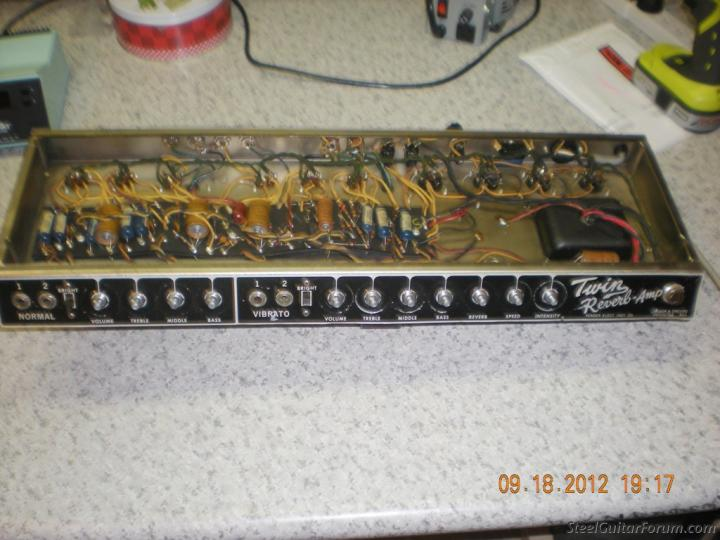 The Steel Guitar Forum :: View topic - 1964 Fender Twin Reverb ...