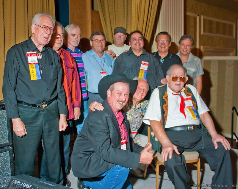 ISGC 29,30,31 Aout 2013 a St Louis 6926_HOF_Members2_1