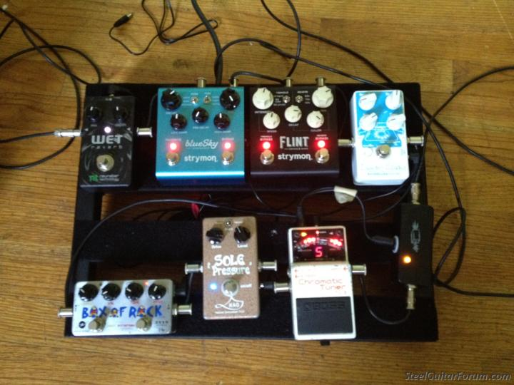 what stompbox type pedals does anyone use the steel guitar forum. Black Bedroom Furniture Sets. Home Design Ideas
