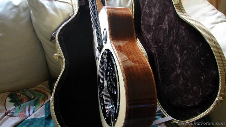 the steel guitar forum view topic benoit resonator guitar for sale sold. Black Bedroom Furniture Sets. Home Design Ideas