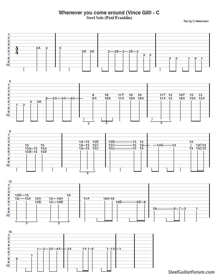 Divers Tabs PSG E9 - Page 7 8944_Gill_WheneverYouComeAround_SteelSolo_Franklin_1