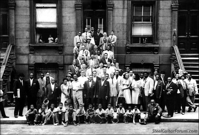 American Musik History 9259_A_Great_Day_in_Harlem_1