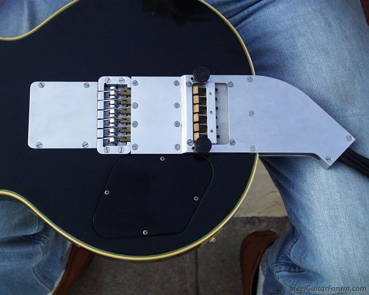 MSA Guitar Pedal & autres 925_GibsonMSABackwithPedalBoardConnector_2