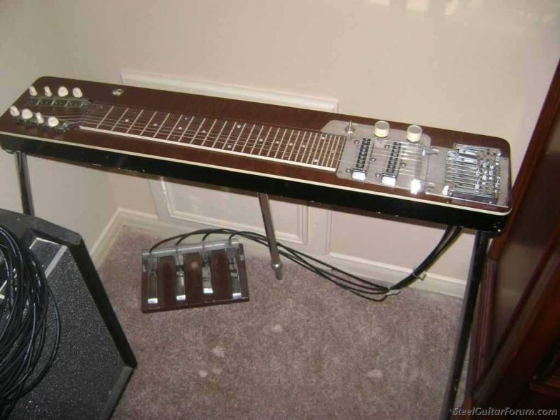 the steel guitar forum view topic interesting pedal steel guitar. Black Bedroom Furniture Sets. Home Design Ideas