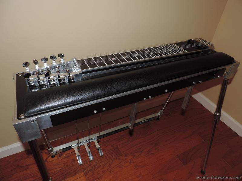 the steel guitar forum view topic bmi pedal steel guitar for sale sold. Black Bedroom Furniture Sets. Home Design Ideas