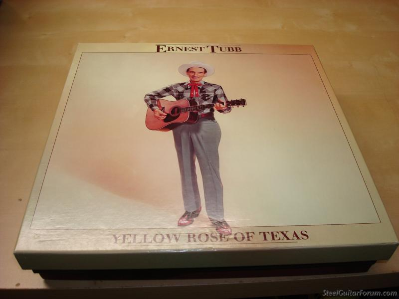 The Steel Guitar Forum View Topic Bear Family Box