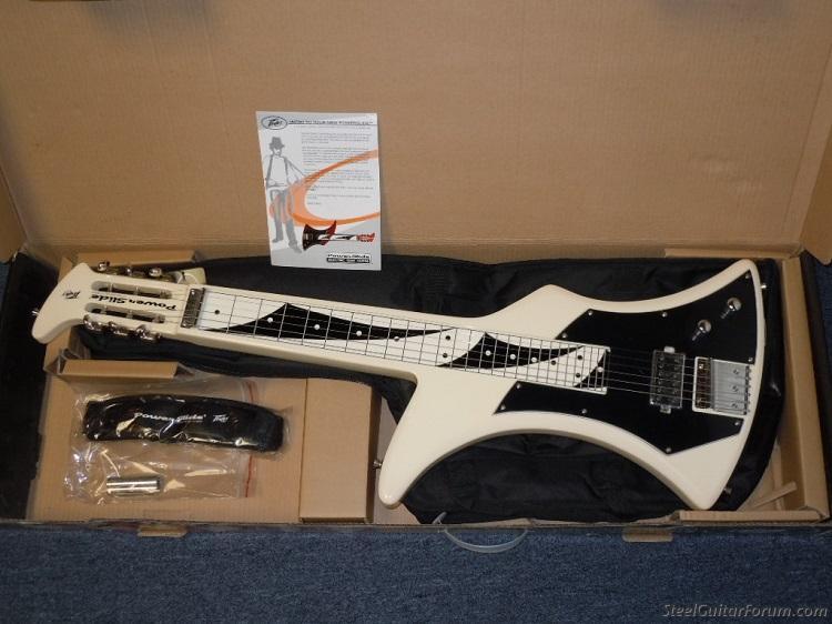 the steel guitar forum view topic peavey power slide lap steel sold. Black Bedroom Furniture Sets. Home Design Ideas