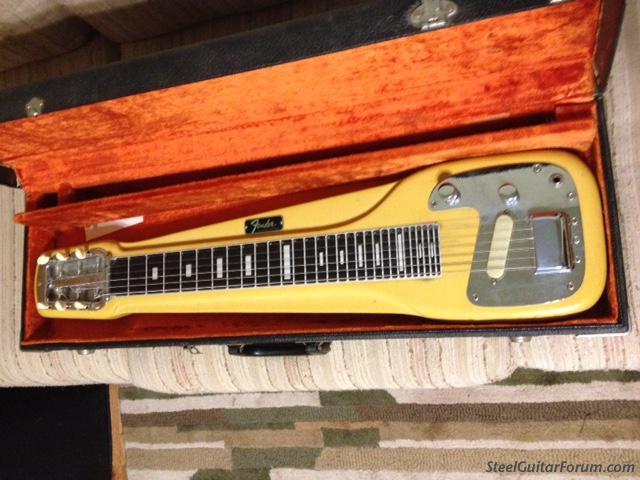 Fender Lap Steel Need Id The Steel Guitar Forum