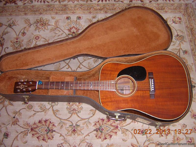 the steel guitar forum view topic vintage alvarez koa acoustic model 5040 price drop. Black Bedroom Furniture Sets. Home Design Ideas