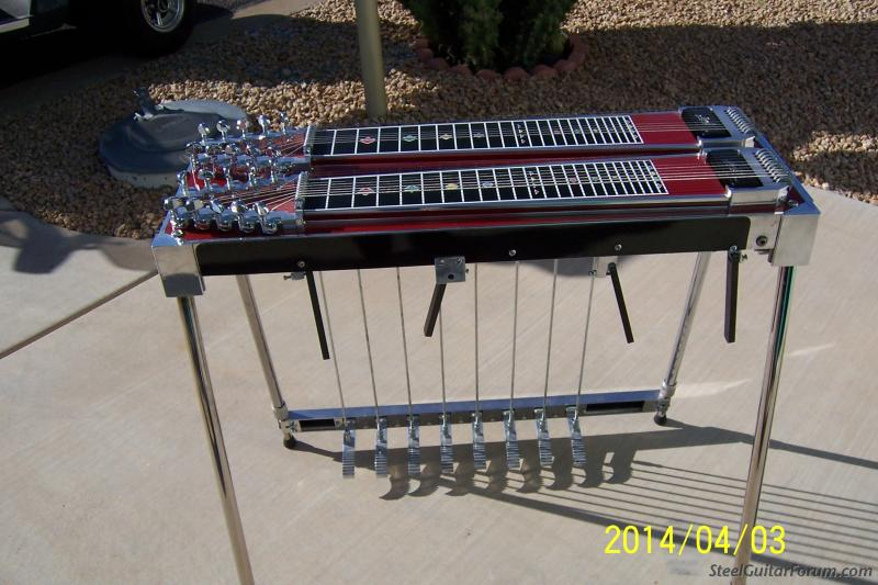 the steel guitar forum view topic bmi pedal steel guitar. Black Bedroom Furniture Sets. Home Design Ideas