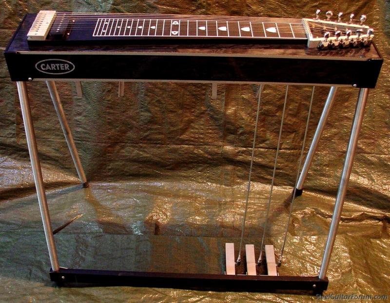 the steel guitar forum view topic carter starter like new accessories for sale 750 usd. Black Bedroom Furniture Sets. Home Design Ideas