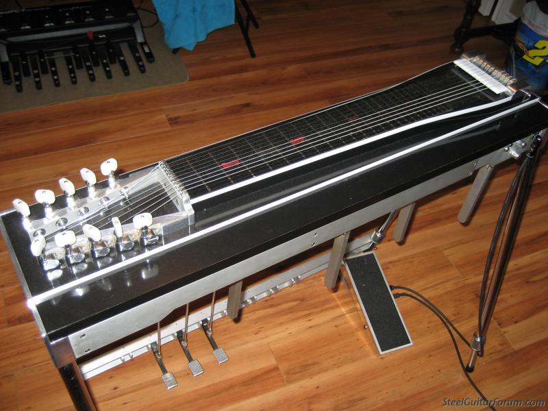lap steels pedal steel for sale the steel guitar forum. Black Bedroom Furniture Sets. Home Design Ideas
