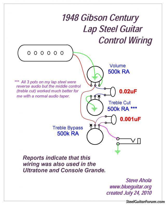 Gibson 1950s lap steel   The Steel    Guitar    Forum
