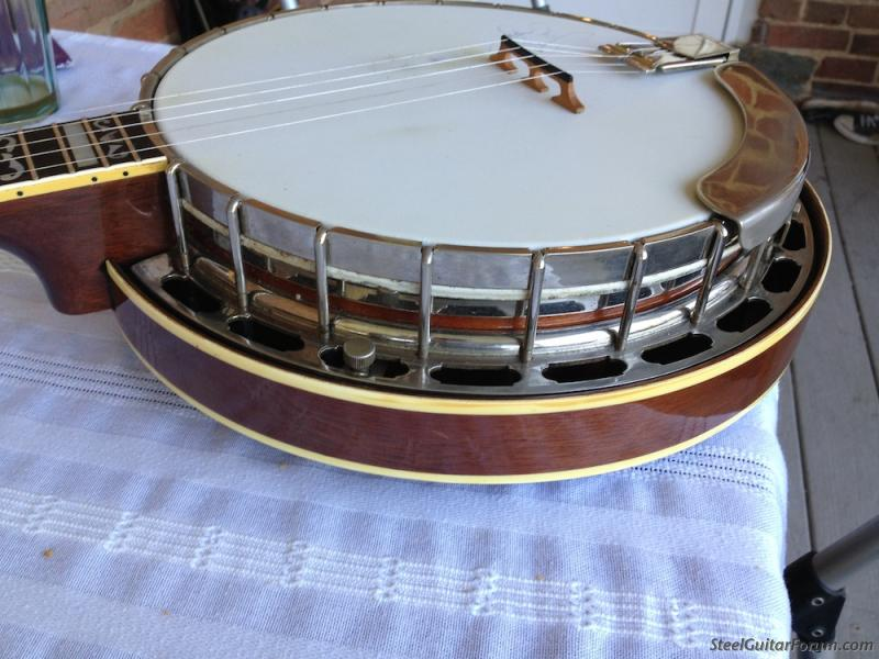 1979 Gold Star GF-100FE 5 string banjo sold outside forum