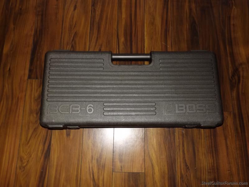 Metal Pedal Case : The steel guitar forum view topic boss bcb effect