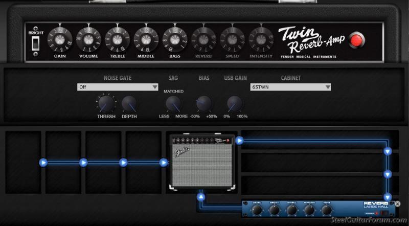 Fender Mustang III V2 : The Steel Guitar Forum