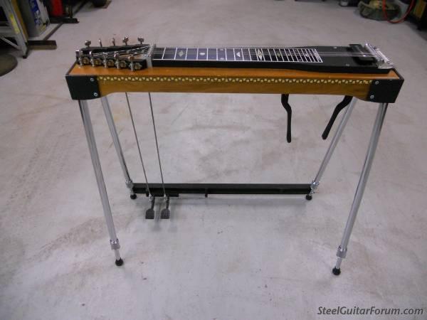 the steel guitar forum view topic miller custom pedal steel. Black Bedroom Furniture Sets. Home Design Ideas