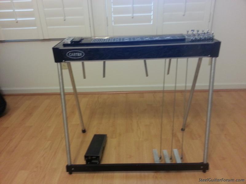 carter starter for sale 650 the steel guitar forum. Black Bedroom Furniture Sets. Home Design Ideas