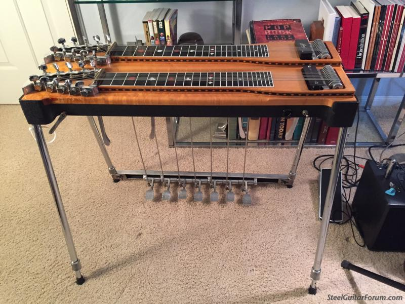 the steel guitar forum view topic sho bud pedal steel price reduced. Black Bedroom Furniture Sets. Home Design Ideas