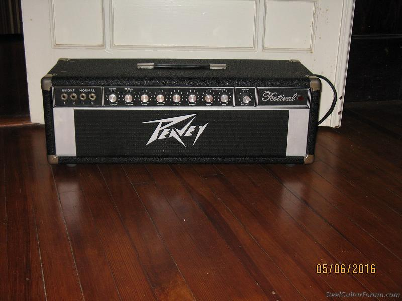 Guitar amp head for sale