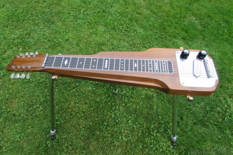 the steel guitar forum view topic magnatone 8 string lap steel sold. Black Bedroom Furniture Sets. Home Design Ideas