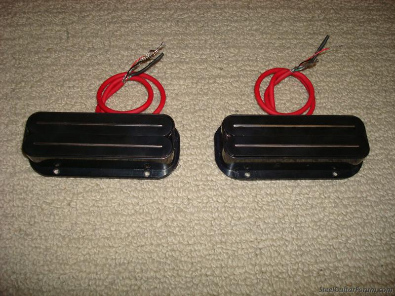 Pair of Bill Lawrence 705 Pickups (Sold, Pending Payment
