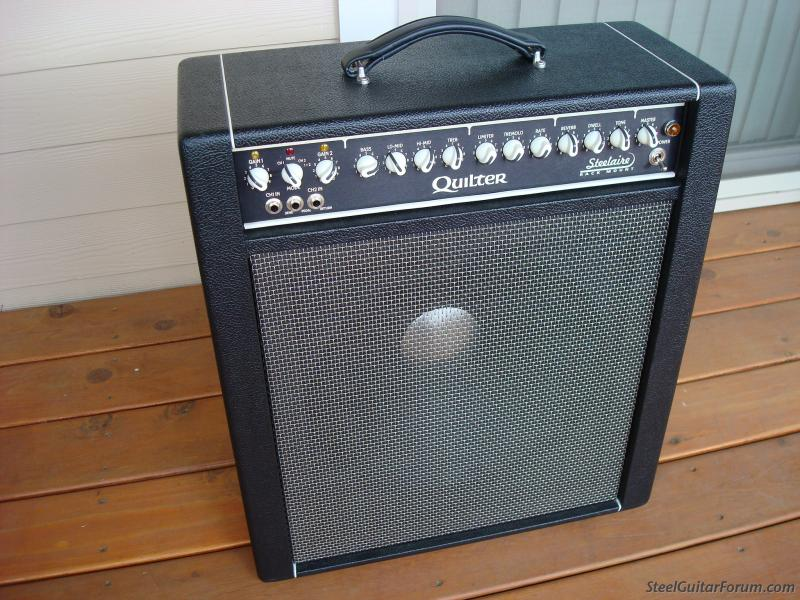 The Steel Guitar Forum View Topic Quilter Steelaire Pro
