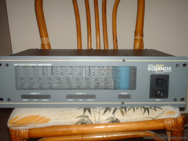 the steel guitar forum view topic rack mount power amp for sale. Black Bedroom Furniture Sets. Home Design Ideas