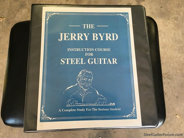 The Steel Guitar Forum View Topic Jerry Byrd Instruction Course