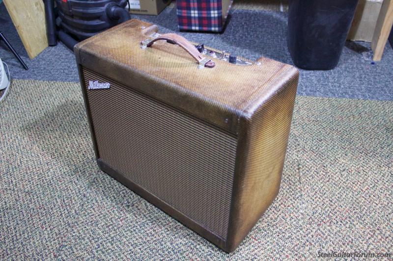 Fender tweed amps for pedal steel? : The Steel Guitar Forum