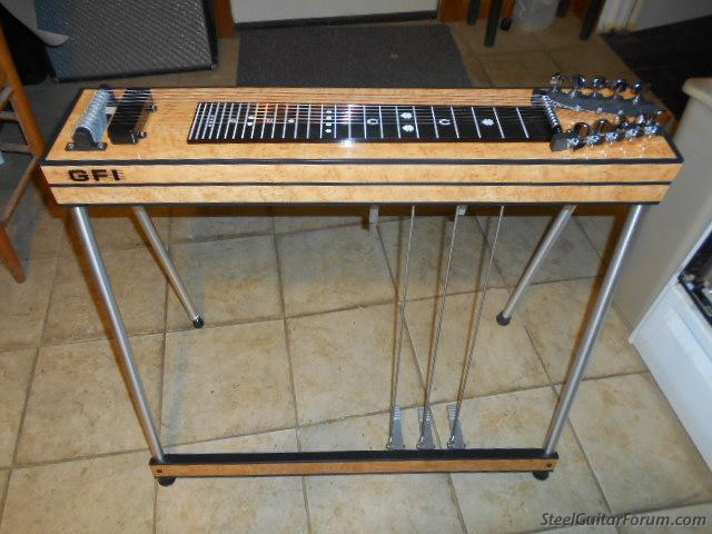 the steel guitar forum view topic gfi sm 10 pedal steel guitar. Black Bedroom Furniture Sets. Home Design Ideas