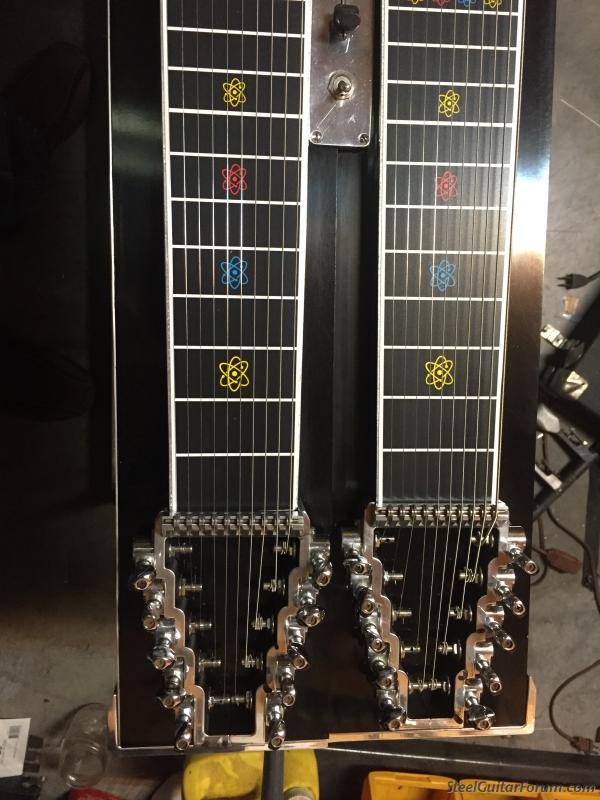 The Steel Guitar Forum :: View topic - Emmons fretboards ...